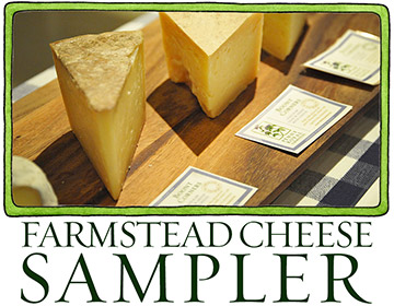 Farmstead Cheese Sampler